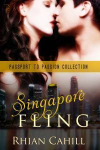 Singapore Fling (Passport to Passion Collection, #2)