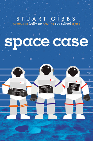 Space Case (Moon Base Alpha #1)