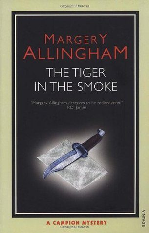The Tiger in the Smoke (Albert Campion Mystery #14)