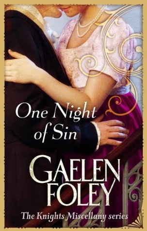 One Night Of Sin: Number 6 in series