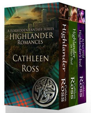 Highlander Romances Boxed Set (Highlander Forbidden Fantasy, #1-3)