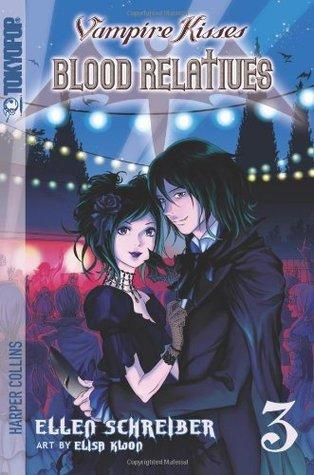 Ebook Blood Relatives by Ellen Schreiber TXT!
