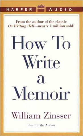 How to write about the author of a book