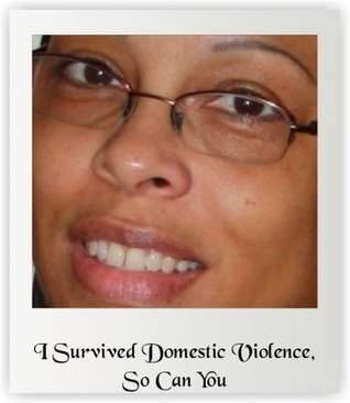 Domestic Violence: I Survived and So Can you