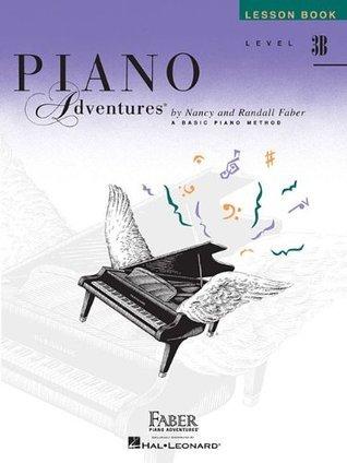 Level 3B - Lesson Book: Piano Adventures