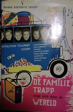 De familie Trapp zingt zich door de wereld