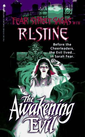 The Awakening Evil by R.L. Stine
