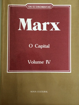 Capital, Volume IV, O