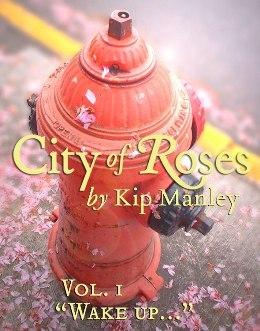 Wake up.. (City of Roses, #1)