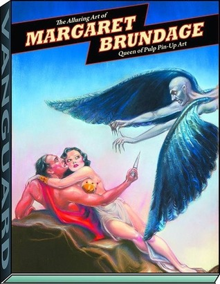 The Alluring Art of Margaret Brundage Queen of Pulp Pin-Up Art Deluxe Slipcase Limited Edition
