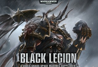Black Legion: A Codex Chaos Space Marines Supplement
