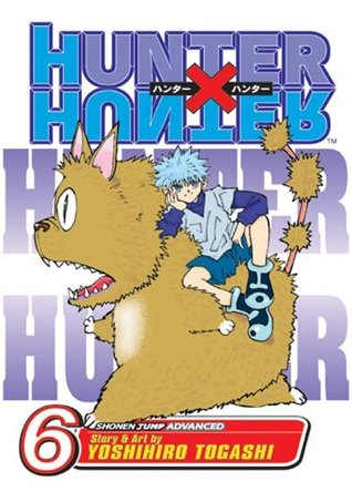 Hunter x Hunter, Vol. 06 (Hunter x Hunter, #6)