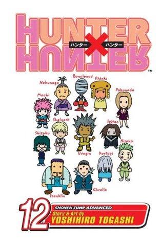 Hunter x Hunter, Vol. 12 by Yoshihiro Togashi