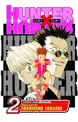 Hunter x Hunter, Vol. 02