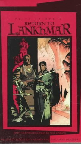 Return to Lankhmar (Fafhrd and the Gray Mouser, #5-6)
