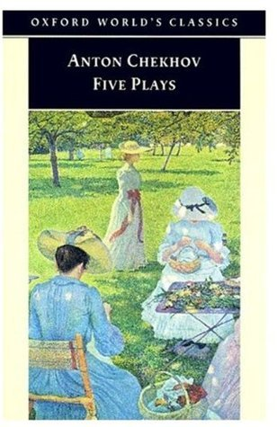 Five Plays: Ivanov / The Seagull / Uncle Vanya / The Three Sisters / The Cherry Orchard