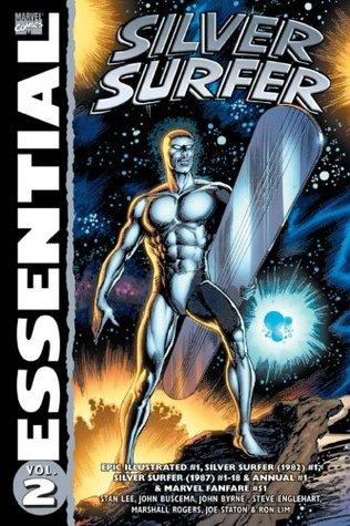 Essential Silver Surfer, Vol. 2