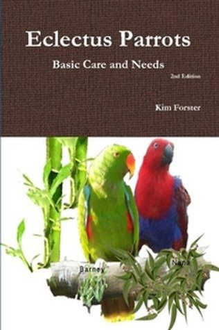 Eclectus Parrots basic care and needs