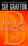 B is for Burglar(Kinsey Millhone, #2)