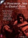 50 Renaissance Solos for Classical Guitar (Book & CD)