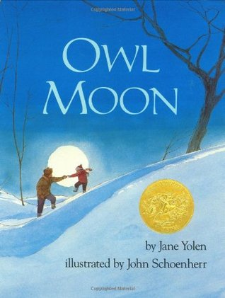 Owl Moon by Jane Yolen cover art