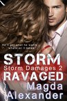 Storm Ravaged by Magda Alexander