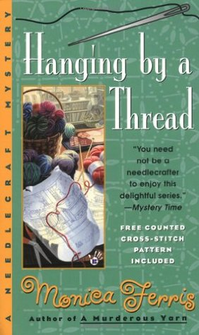 Hanging by a Thread(A Needlecraft Mystery 6) (ePUB)