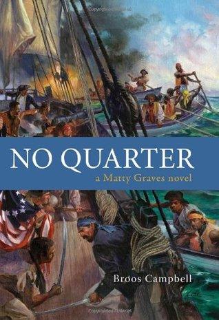 No Quarter (The Matty Graves Novels #1)