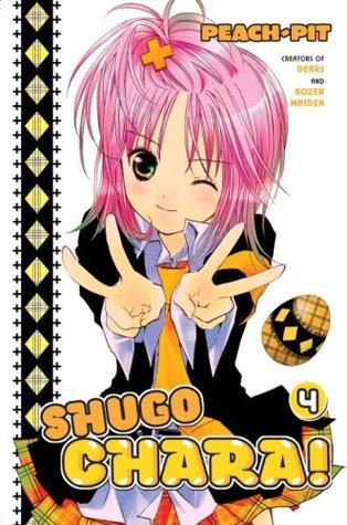 Shugo Chara!, Vol. 4 by Peach-Pit