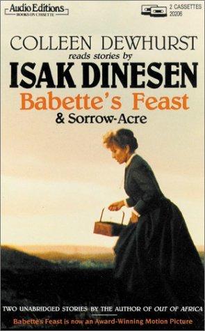 ISAK DINESEN BABETTES FEAST EPUB
