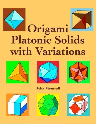 Origami Platonic Solids with Variations