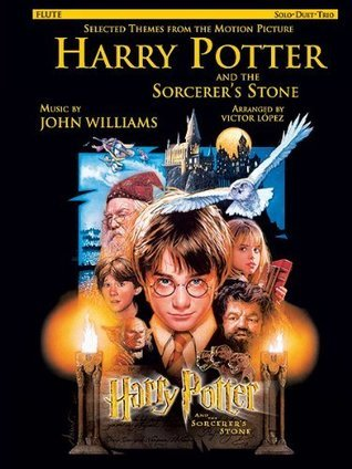 Selected Themes from the Motion Picture Harry Potter and the Sorcerer's Stone: Flute : Solo, Duet, Trio (Instrumental Series)