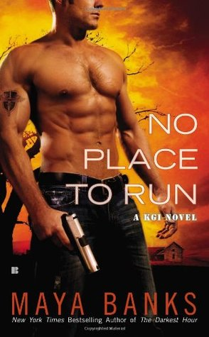 No Place to Run (KGI, #2)
