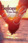 Before You Say Goodbye (Haven, #4)
