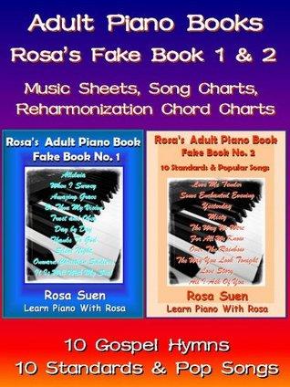 Piano Song Books Fake Book 1 2 Music Sheet Song Charts