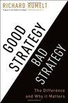 Good Strategy Bad...