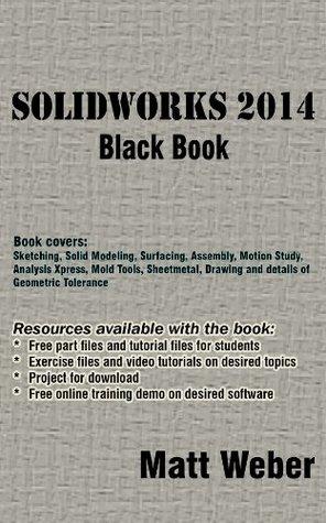 Solidworks 2014 Black Book By Matt Weber
