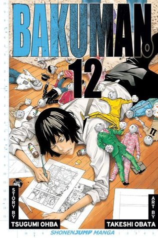 Bakuman, Vol. 12 by Tsugumi Ohba