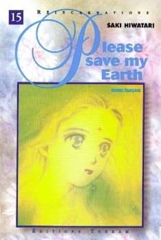Please Save My Earth, tome 15 por Saki Hiwatari