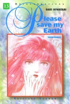 Please Save My Earth, tome 13 por Saki Hiwatari