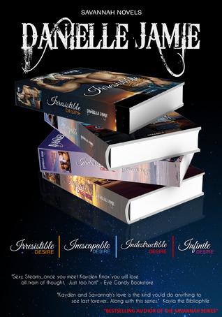 Savannah Series Boxed Set(Savannah 1-4.5) - Danielle Jamie