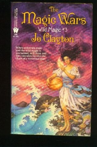 The Magic Wars Drinker Of Souls Wild Magic 3 By Jo Clayton