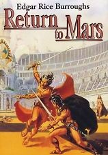Return to Mars by Edgar Rice Burroughs