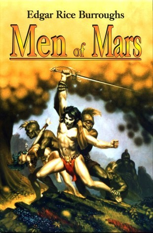 Men of Mars (Barsoom, #7-9)