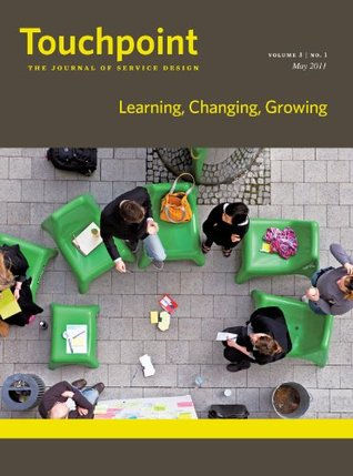 Ebook Touchpoint 3#1 - Leaning, Changing, Growing. by Service Design Network | SDN DOC!