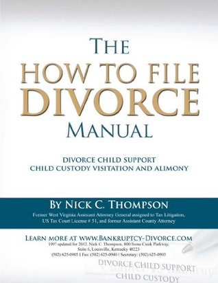 How to File Divorce in Kentucky Manual