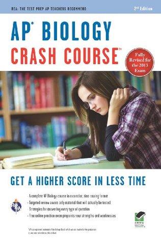 AP Biology Crash Course, 2nd Ed. (Advanced Placement