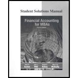financial accounting for mbas student solution manual by peter d rh goodreads com MBA Accounting Degree MBA Accounting Degree