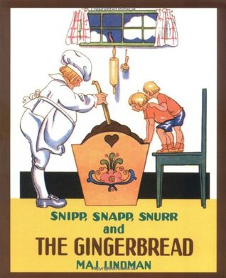 Ebook Snipp, Snapp, Snurr and the Gingerbread by Maj Lindman PDF!