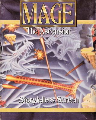 Mage Storytellers Screen